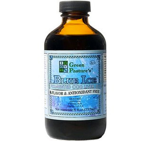 Green Pastures Fermented Cod Liver Oil