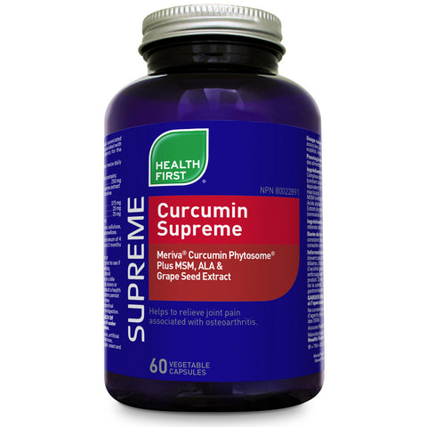 Curcumin Supreme (Meriva) (2 Sizes Available)