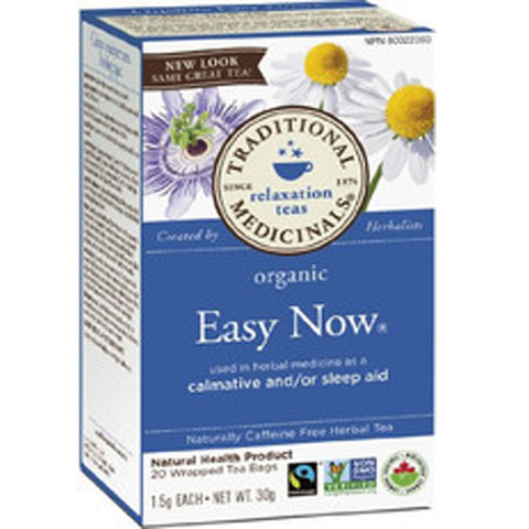Traditional Medicinals Easy Now Tea 20TB