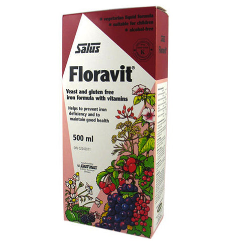 Salus Floravit Yeast Free (2 Sizes Available)