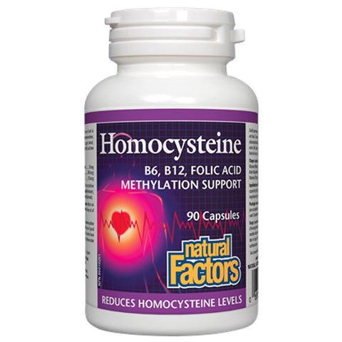Natural Factors Homocysteine Formula