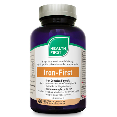Health First Iron-First