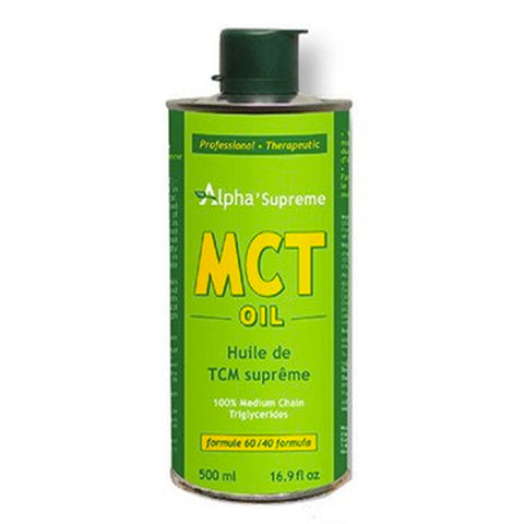 Alpha Supreme MCT Oil
