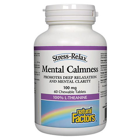Natural Factors Mental Calmness