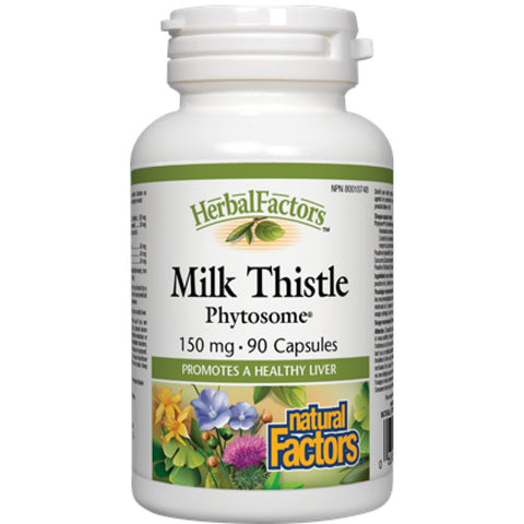 Natural Factors Milk Thistle Phytosome