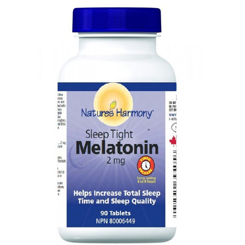 Timed Release Melatonin 2 mg