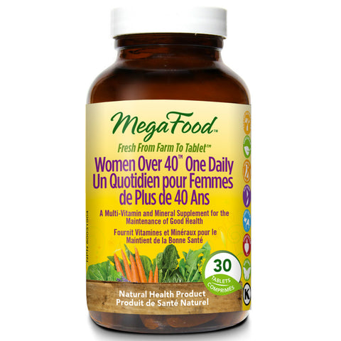 MegaFood Women Over 40 One Daily