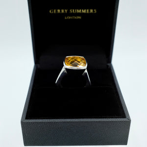 Gerry Summers Citrine Colourbox Ring