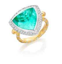 Load image into Gallery viewer, Paraiba Ring