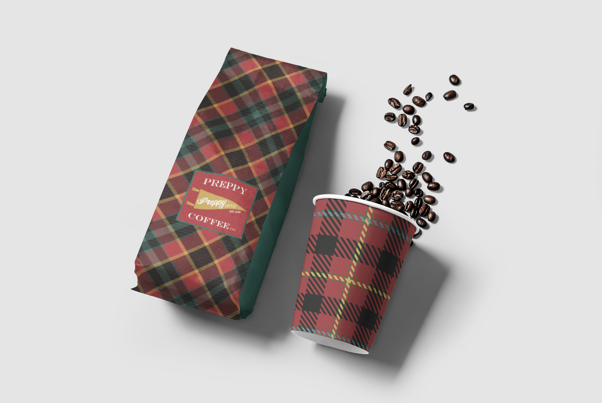 Holiday Plaid - Limited Edition