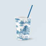 Chinoiserie Paper Cups