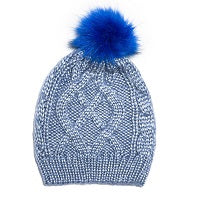 Warm And Cozy Beanie: Blue