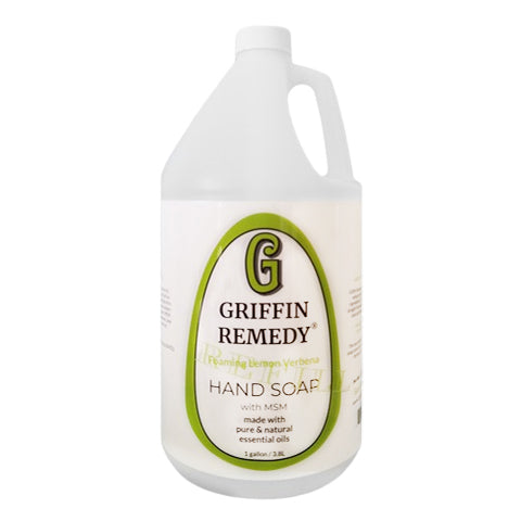 Foaming Hand Soap Lemon Verbena (Gallon Refill)