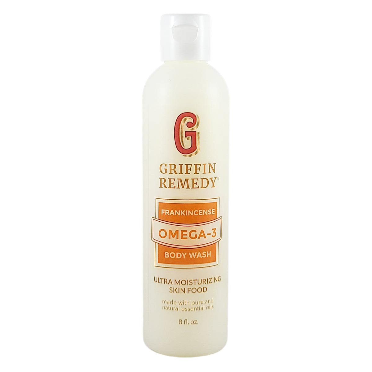 Omega-3 Creamy Body Wash Frankincense