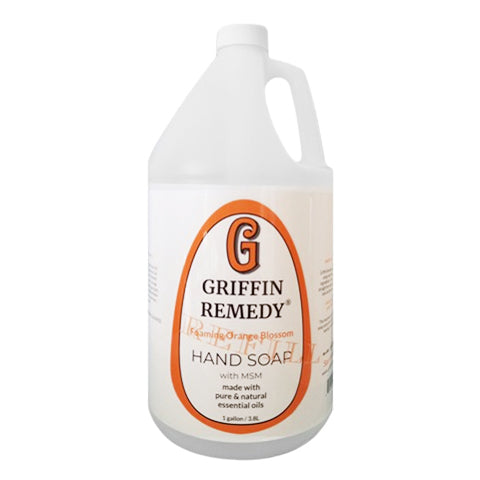 Foaming Hand Soap Orange Blossom