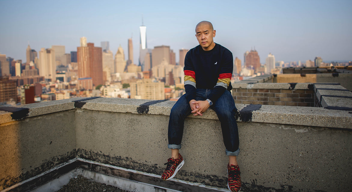 Hello Friend: Q&A with Jeff Staple, founder and creative director of STAPLE