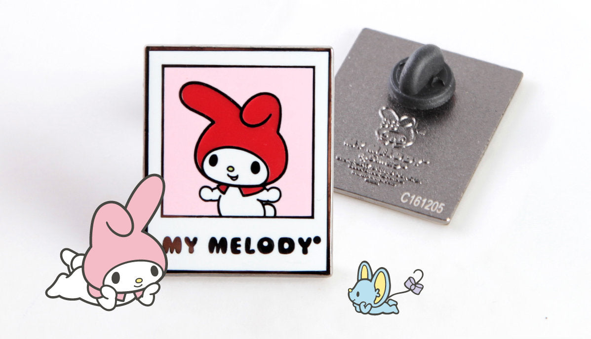 Sanrio Friend of the Month Pin - My Melody
