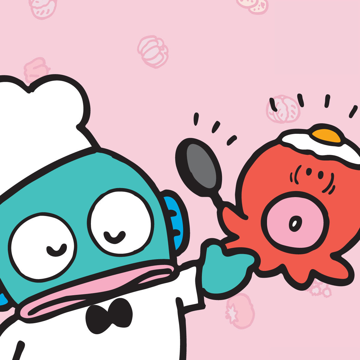 Sanrio Friend of the Month - Hangyodon