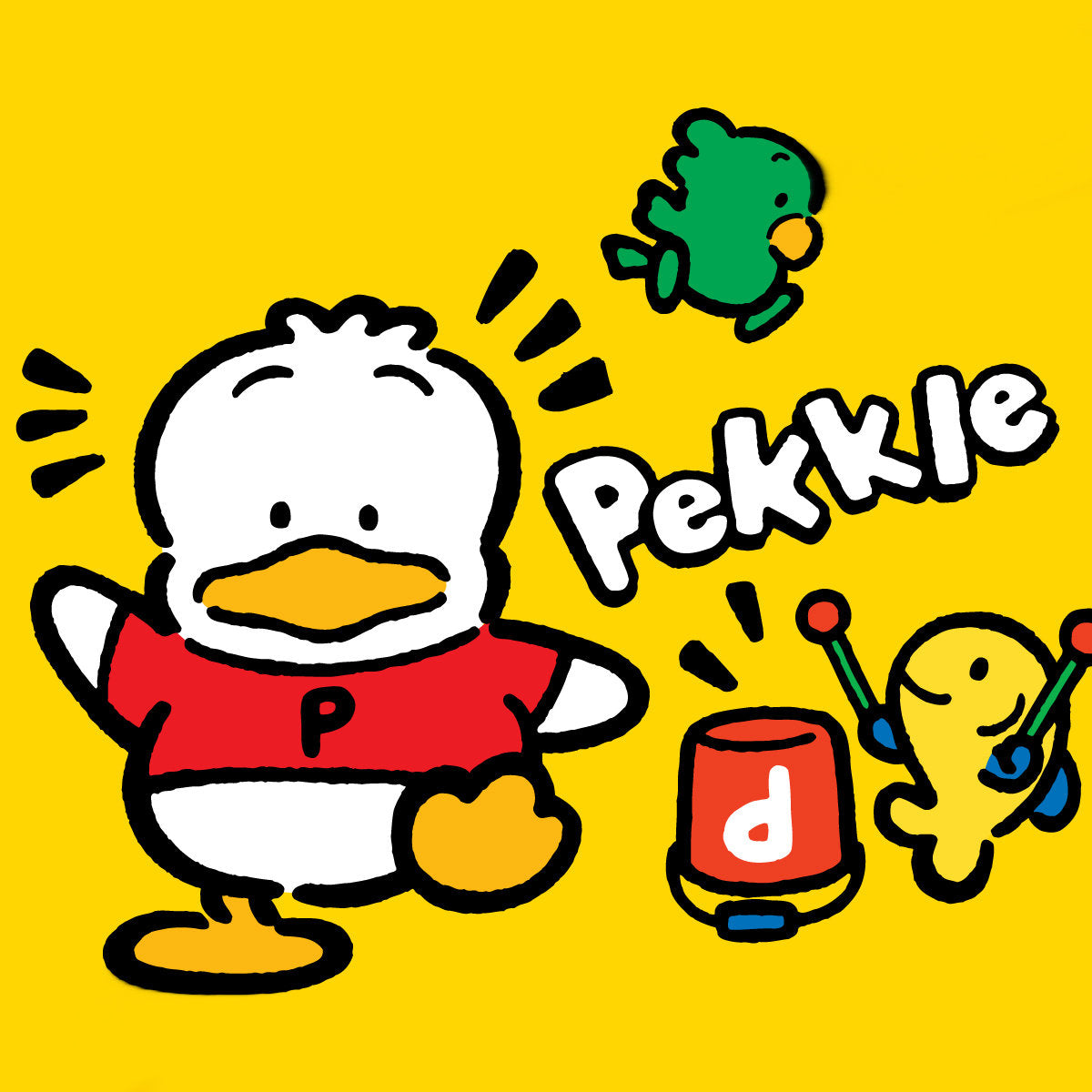 Sanrio Friend of the Month - Pekkle