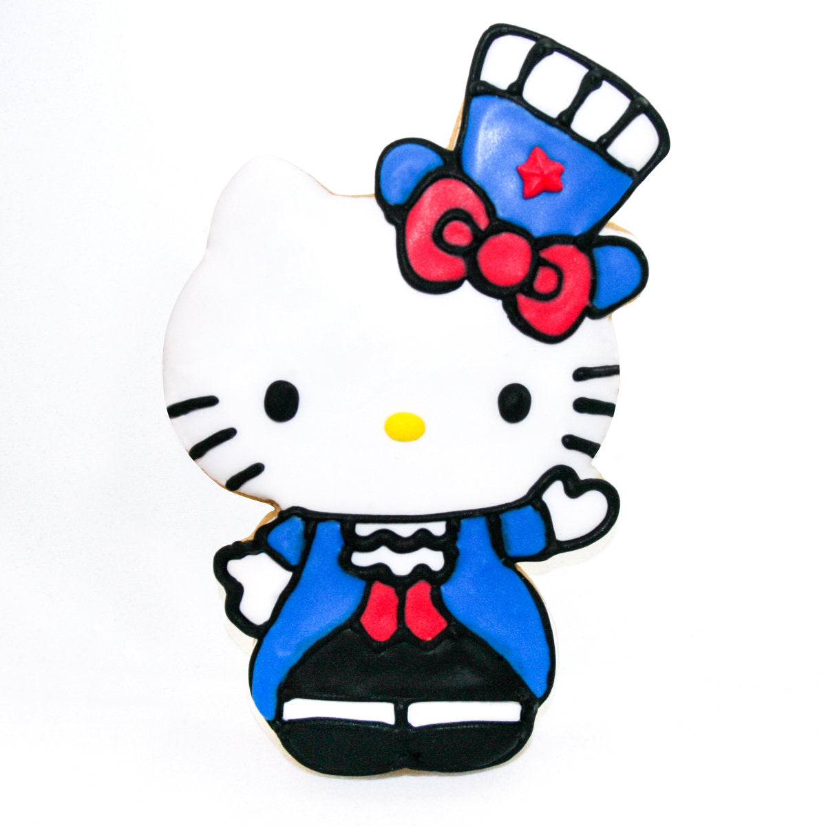 Hello Kitty for President Cookie