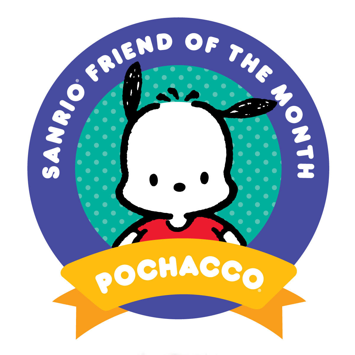 Sanrio Friend of the Month - Pochacco