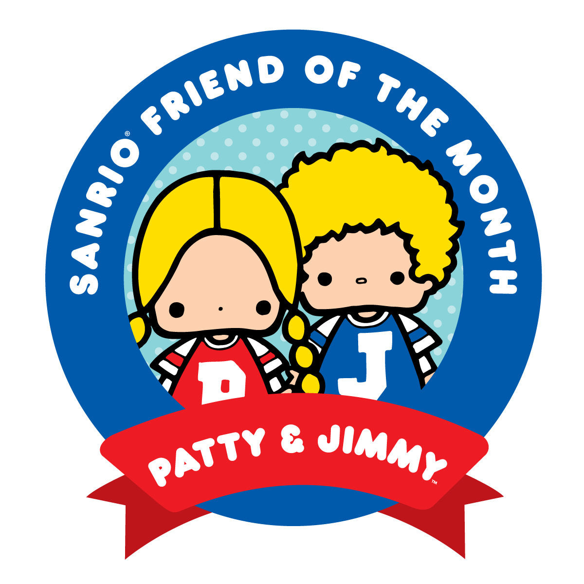 Sanrio Friend of the Month - Patty & Jimmy