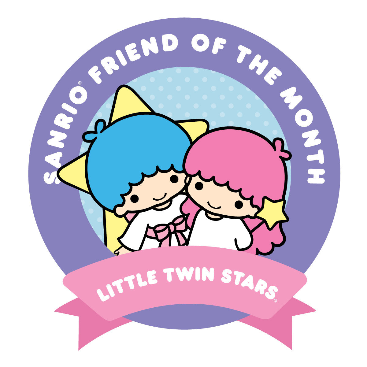 Sanrio Friend of the Month - Little Twin Stars