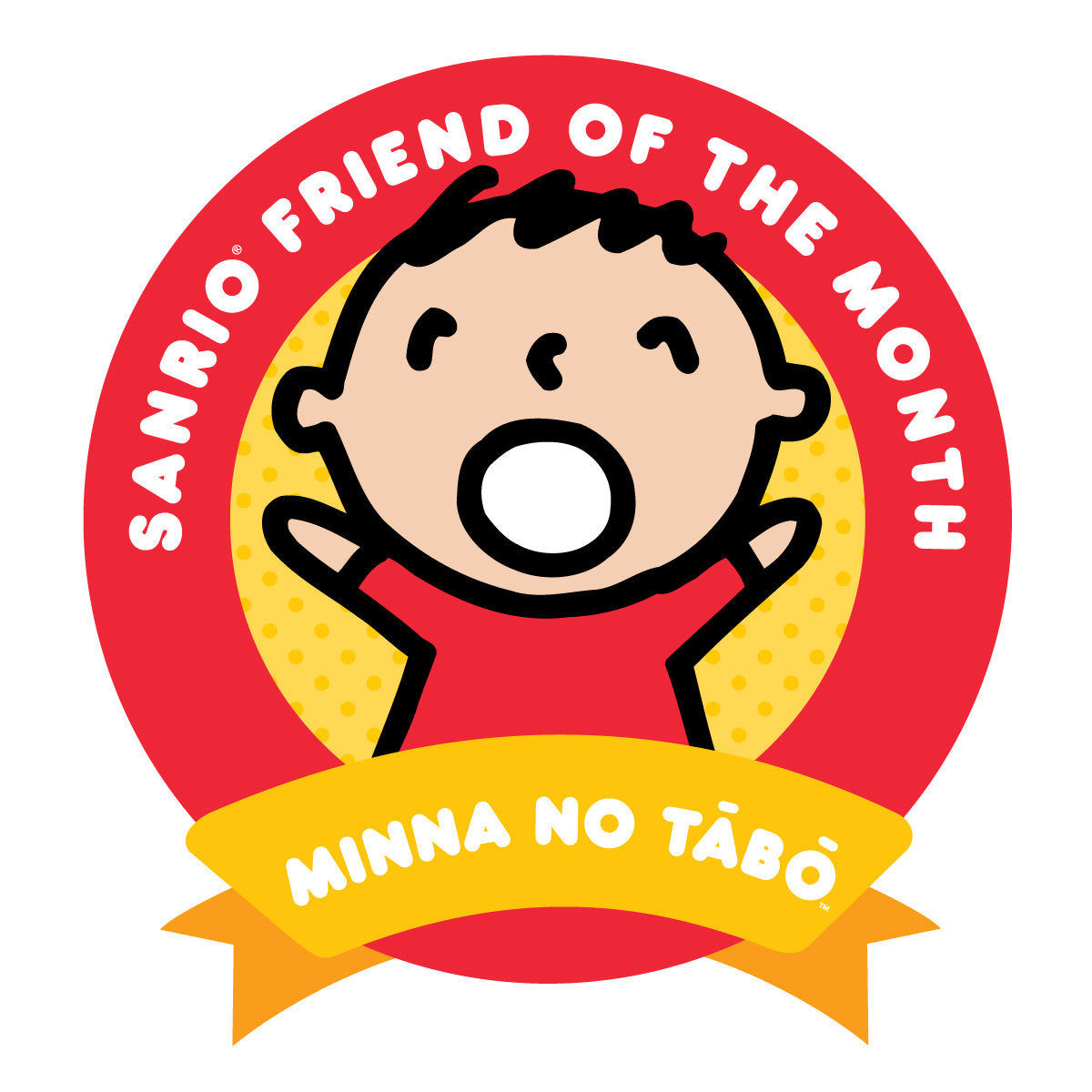 Sanrio Friend of the Month - MINNA NO TĀBŌ