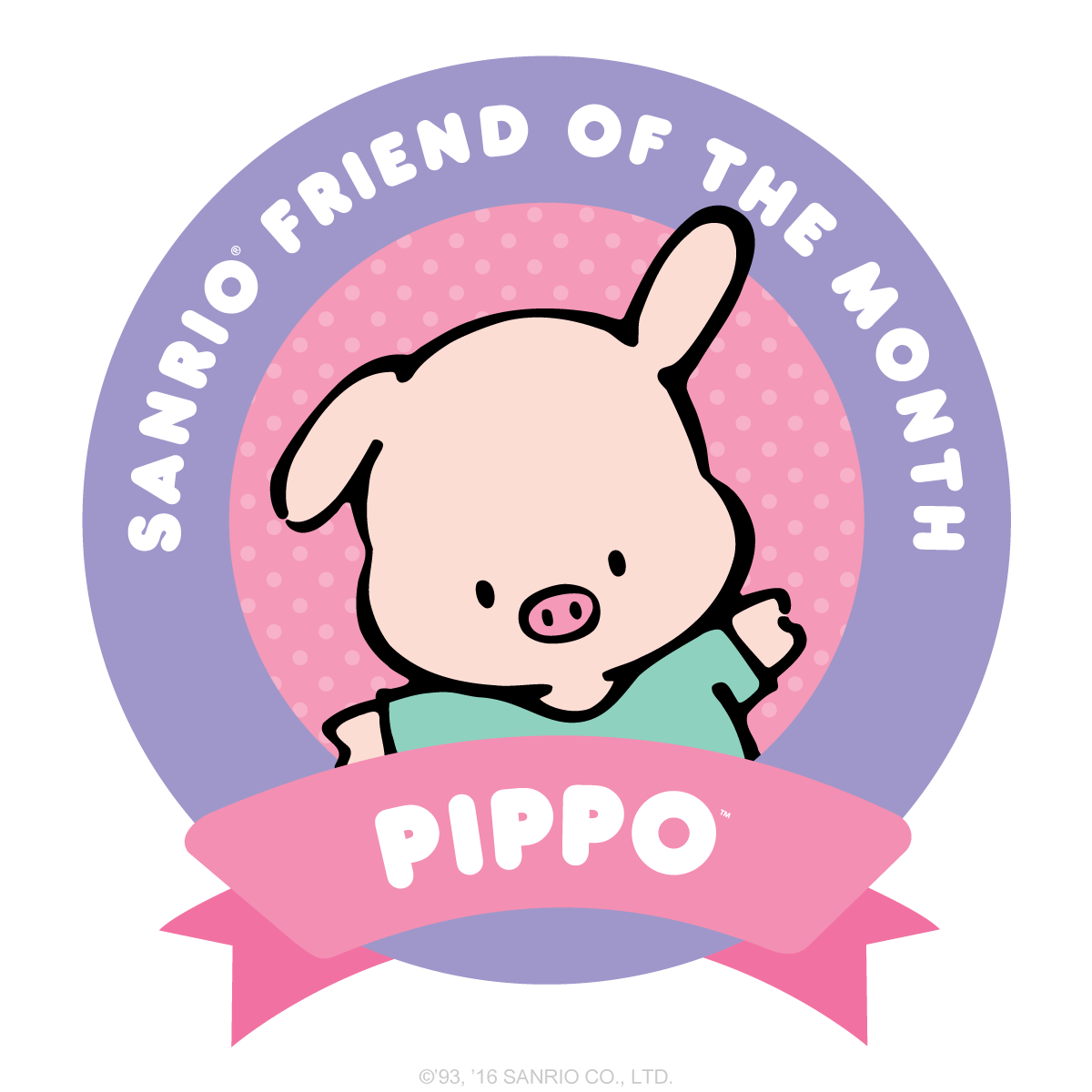 Sanrio Friend of the Month - Pippo