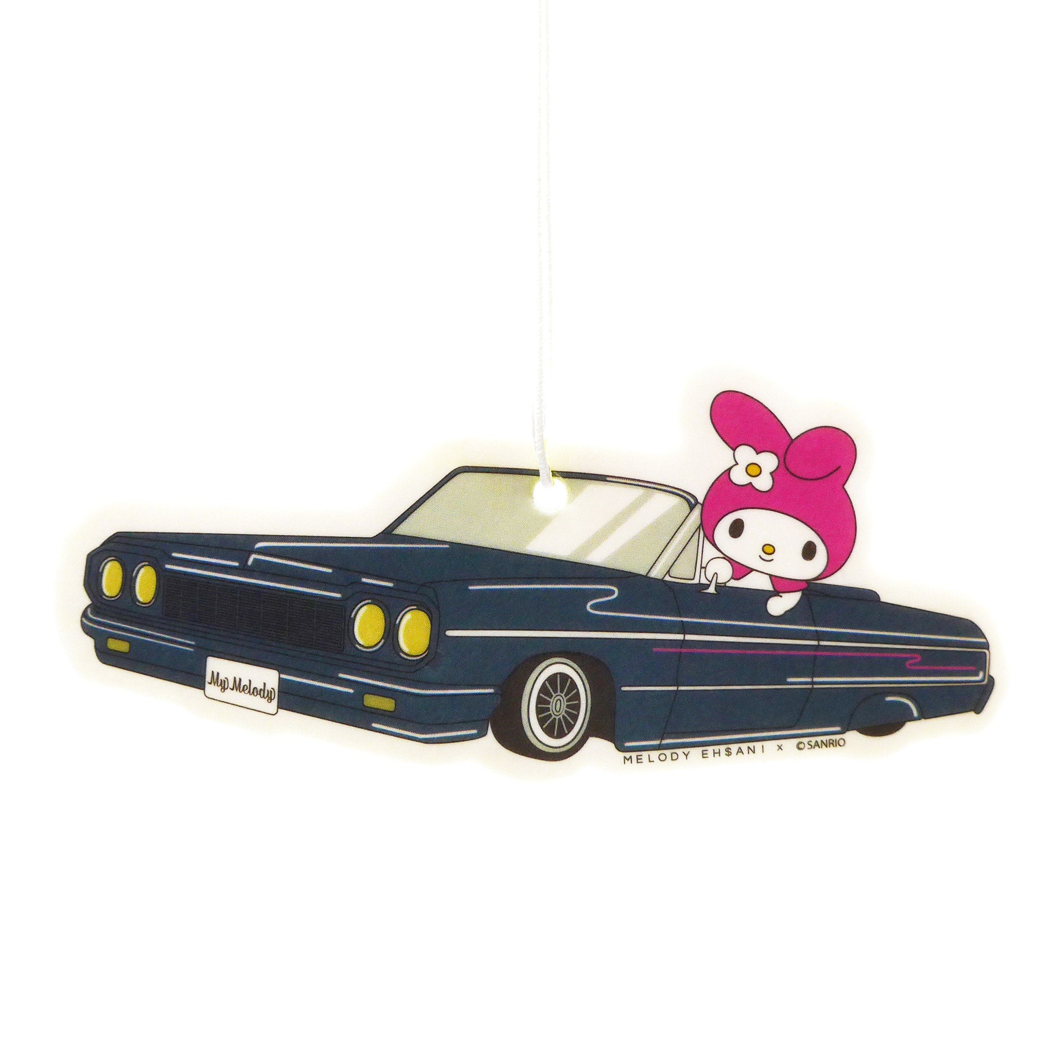 ME X MY MELODY ROLLIN WITH THE HOMIES AIR FRESHENER