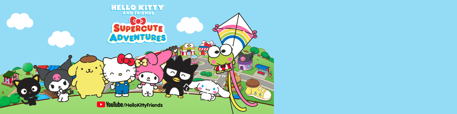 Season 2 of Hello Kitty and Friends Super Cute Adventures  Premieres April Fourteenth!