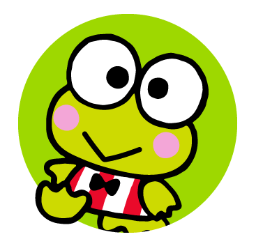 Go to the Keroppi character page