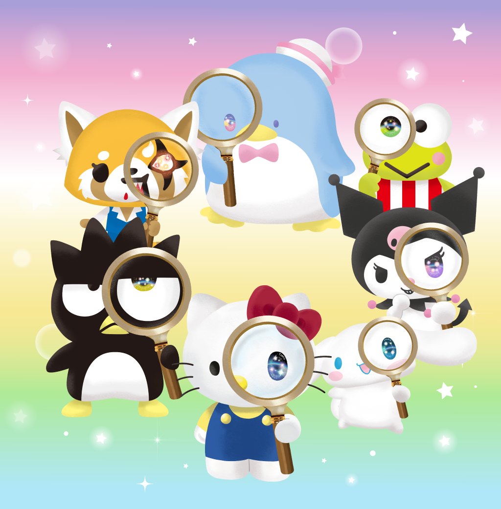 The 36th Annual Sanrio Character Ranking Contest has begun! Click Here to Vote!