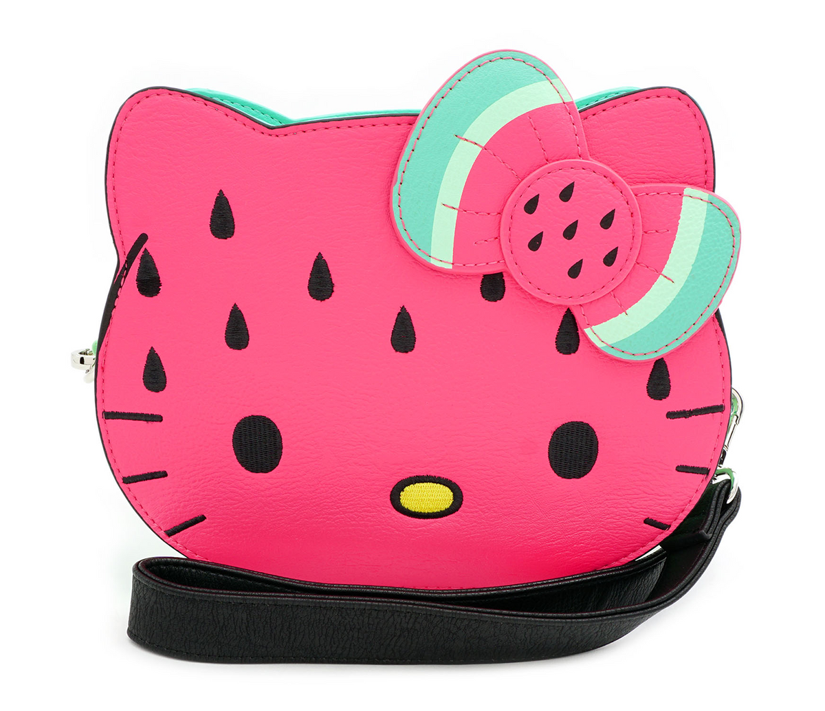 Loungefly x Hello Kitty Watermelon Crossbody Bag