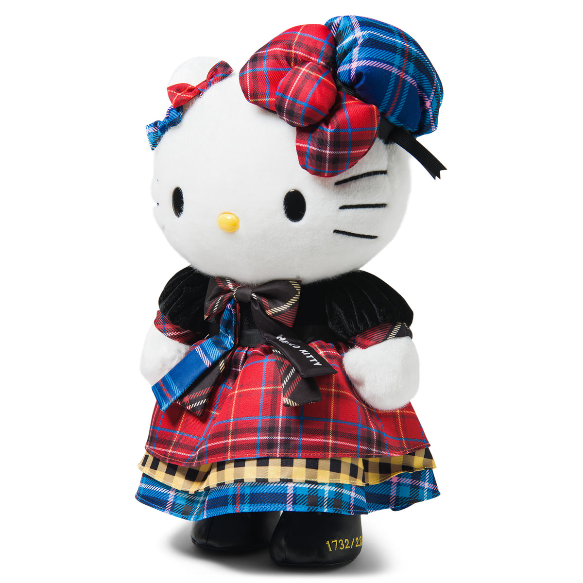 Hello Kitty & Mimmy Birthday Collectors Plush