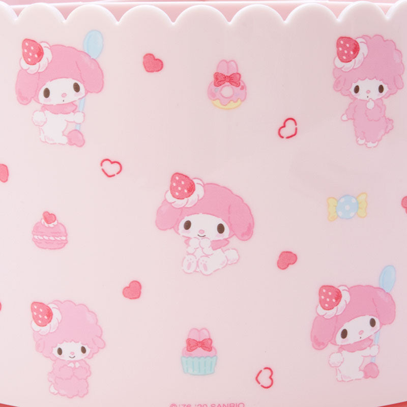 My Melody Spinning Makeup Organizer