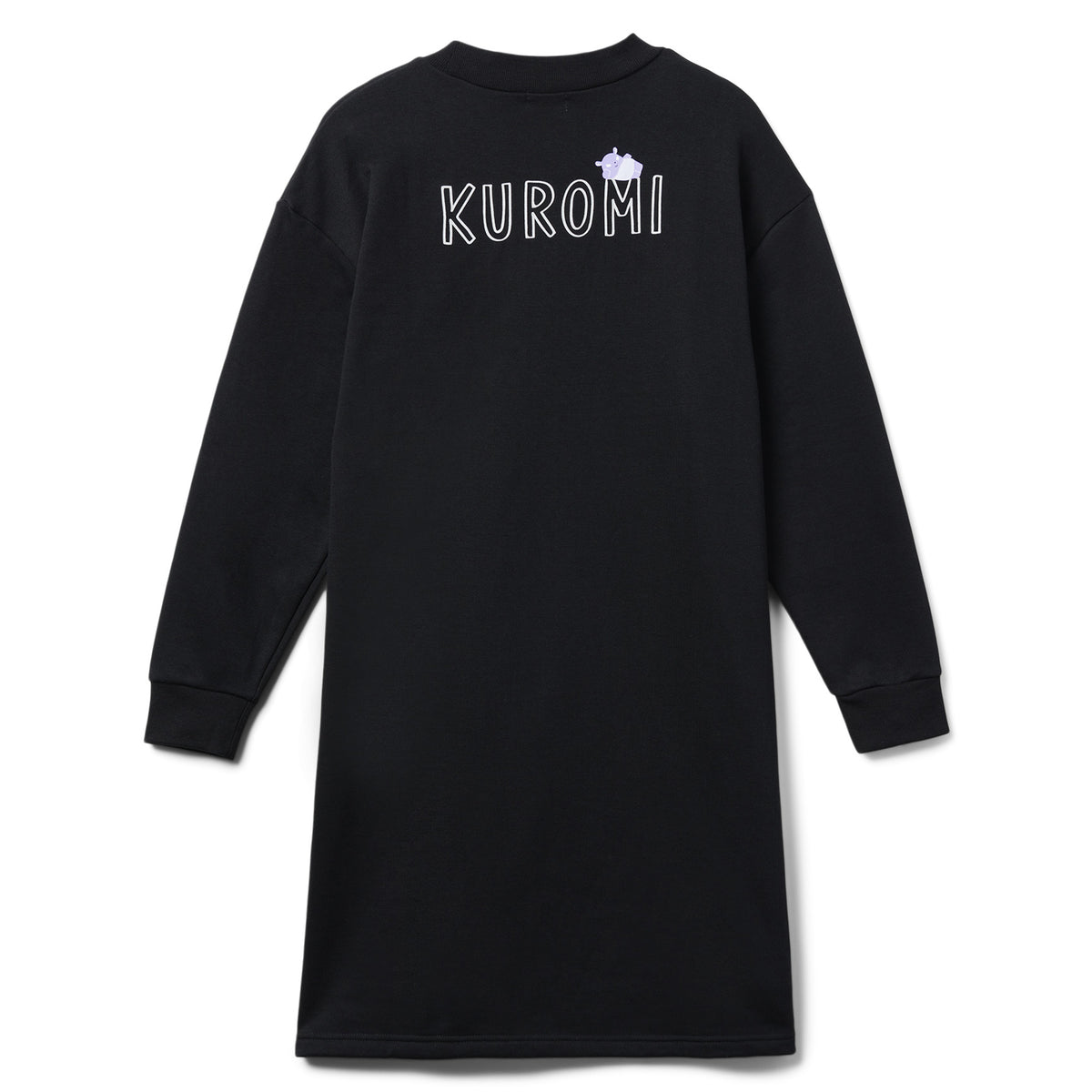 Kuromi Two Sided Long Sweatshirt