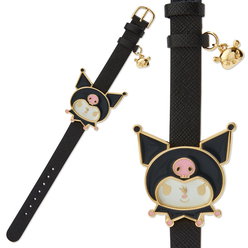 Kuromi Charming Face Watch
