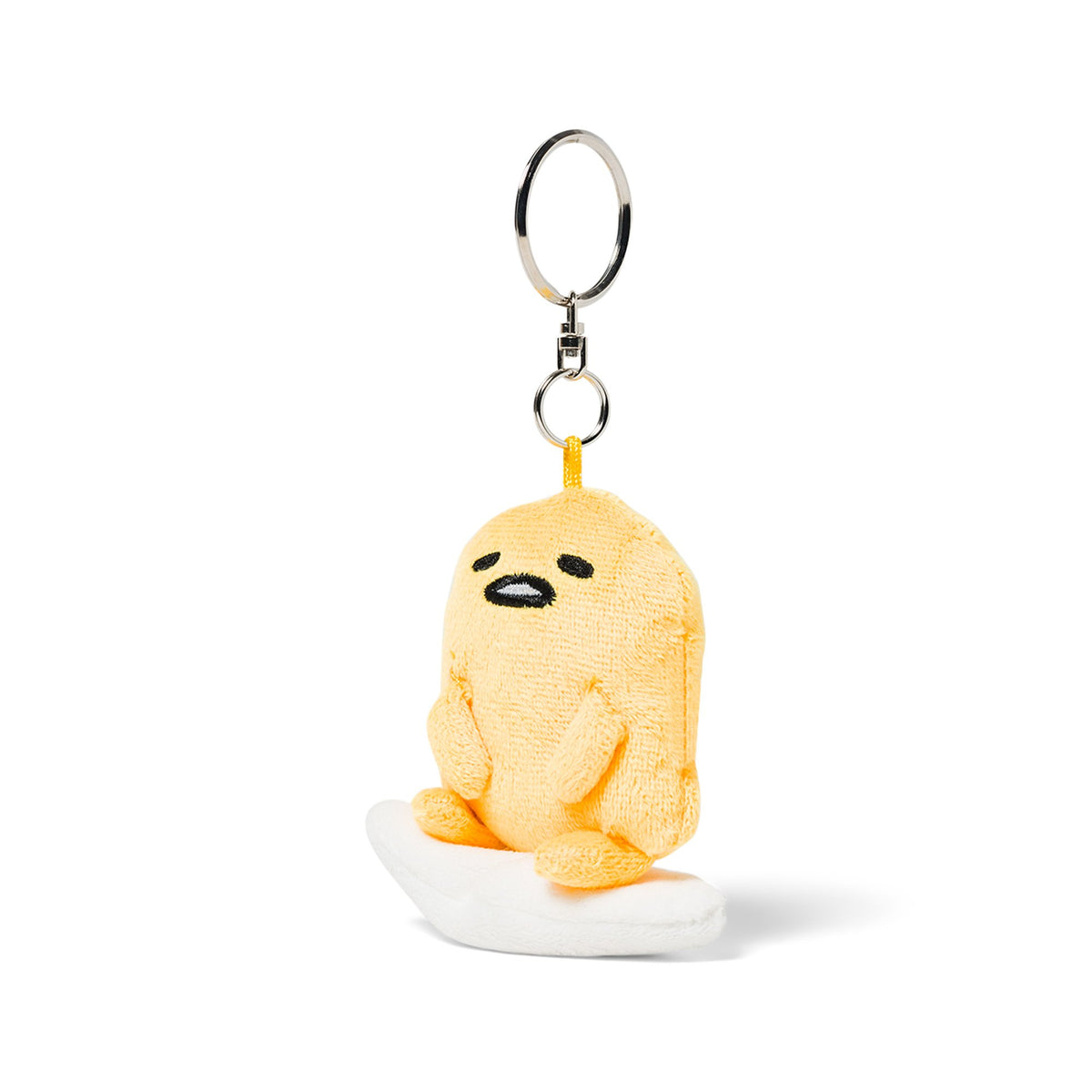 Gudetama Mascot Plush Measuring Tape