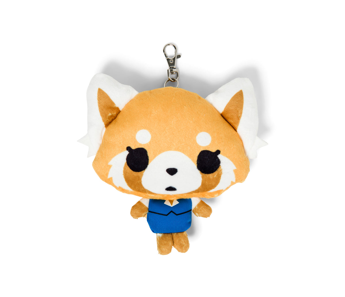 Aggretsuko Plush ID Badge Holder