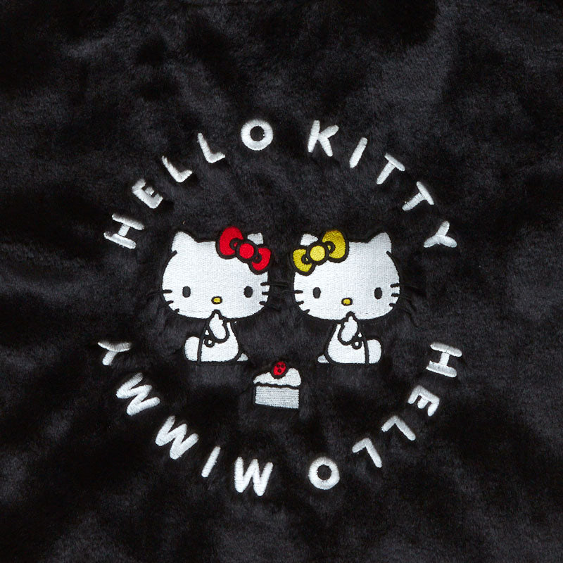 Hello Kitty & Mimmy Faux Fur Tote