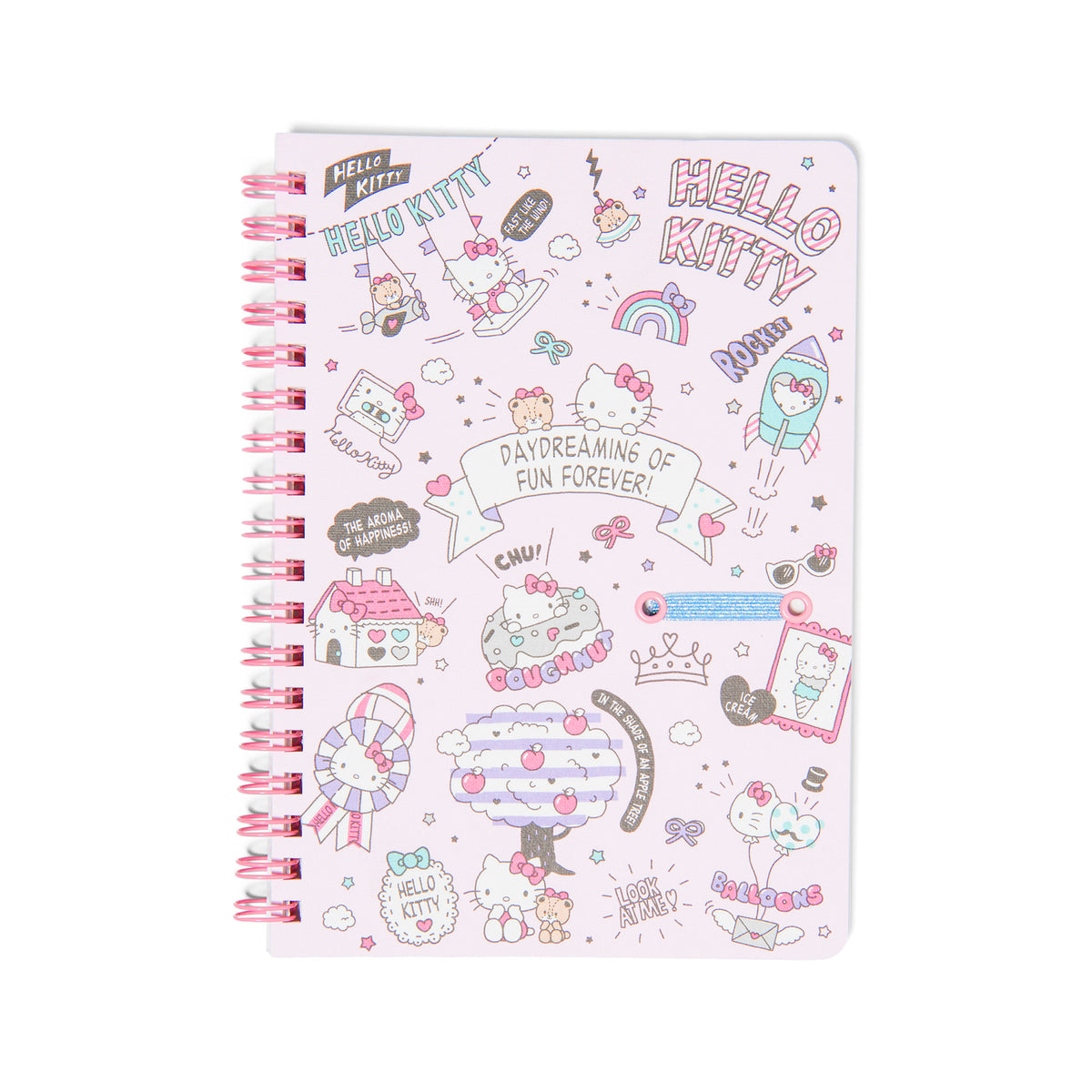 Hello Kitty Daydreams B6 Notebook