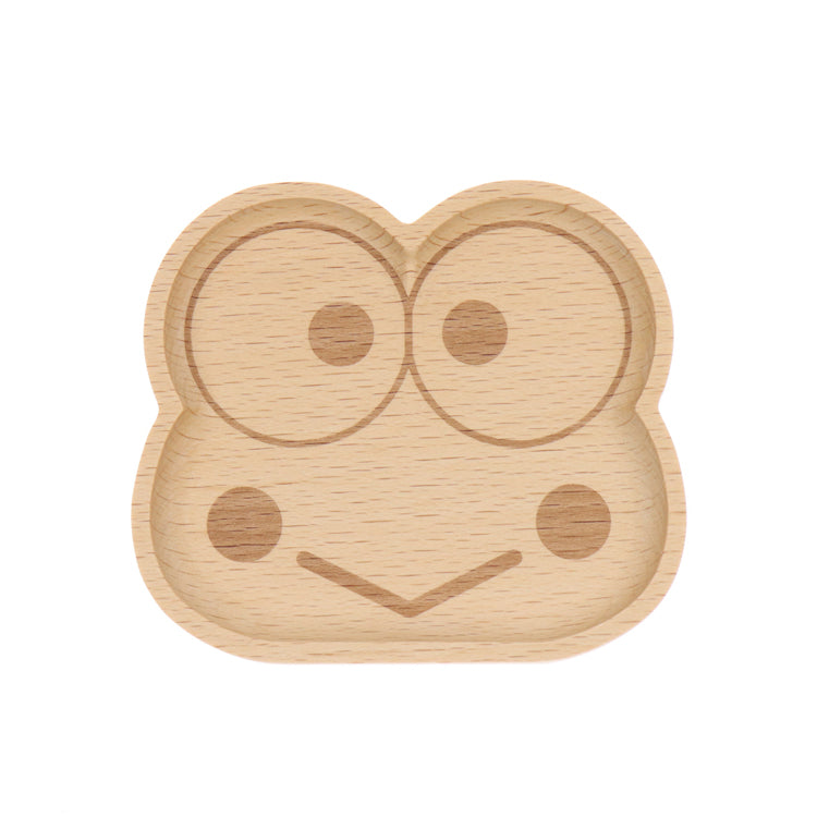 Keroppi Wood Trinket Tray