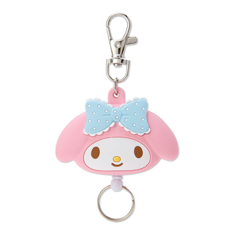 My Melody Face Badge Reel