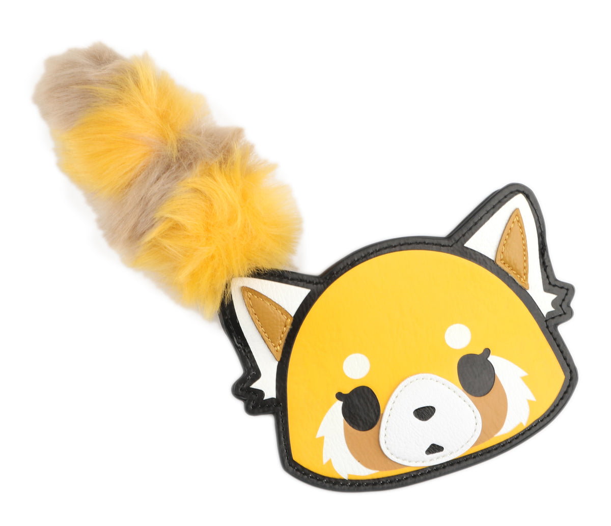 Aggretsuko Coin Purse: Two Sides