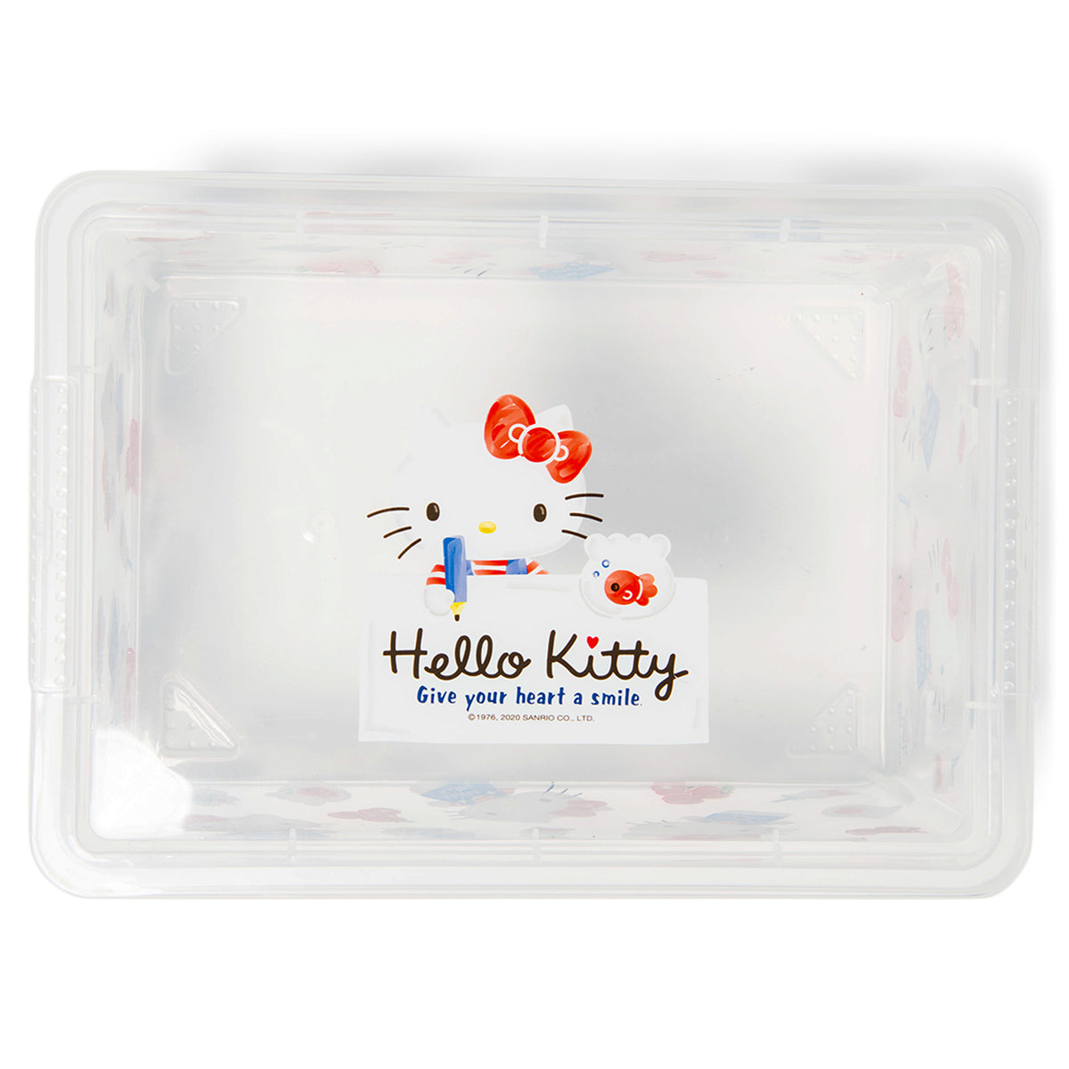 Hello Kitty All Over Print Storage Box