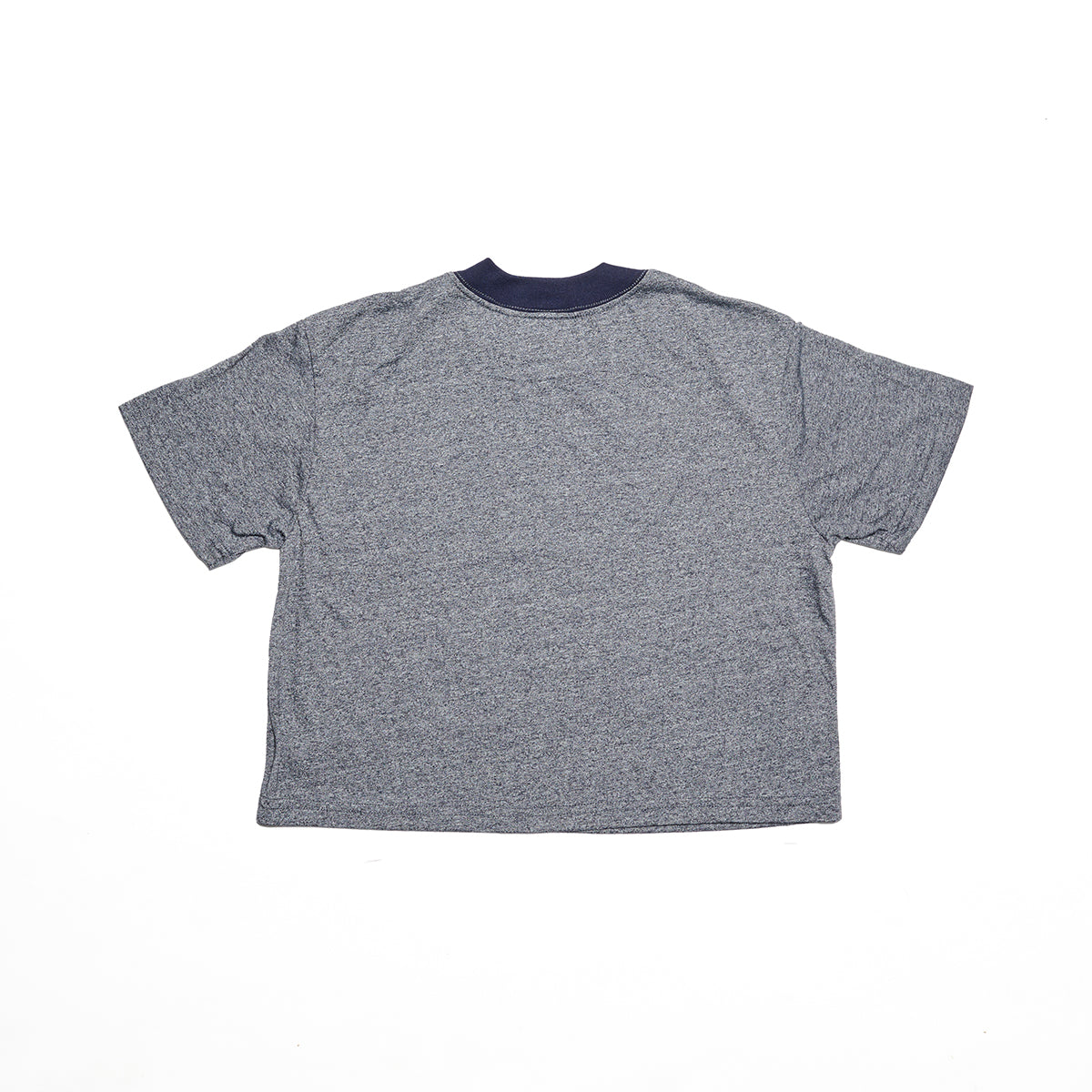 East West Shop x Badtz-Maru Mock Neck Crop Tee