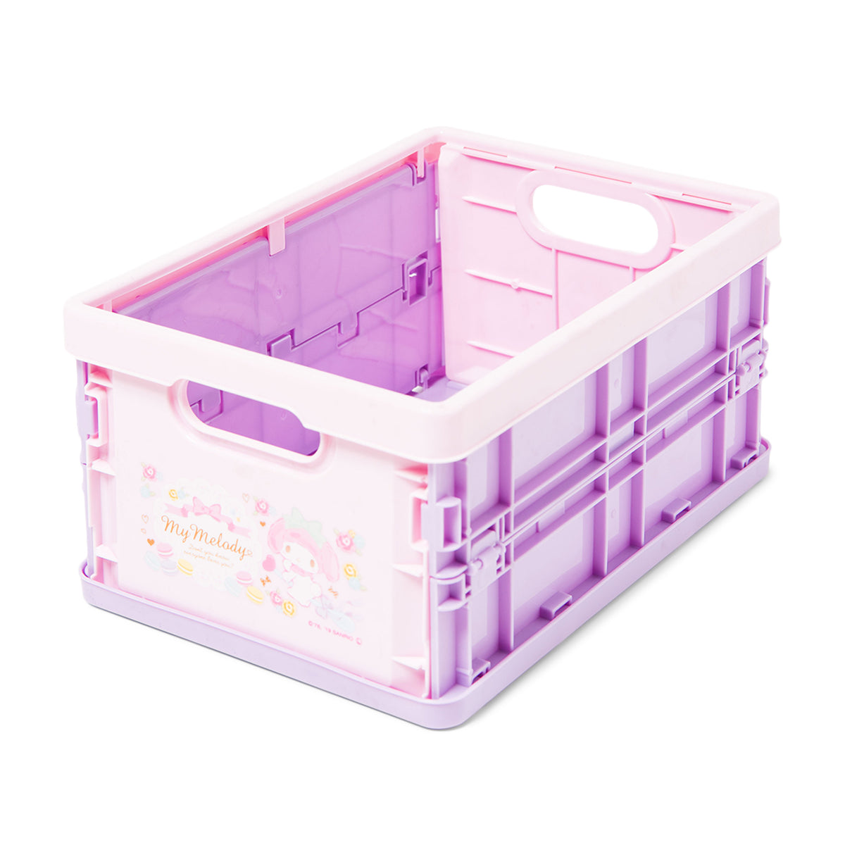 My Melody Collapsible Storage Box Small