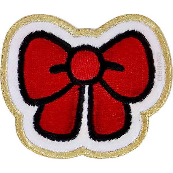 Hello Kitty x Stoney Clover Lane Holiday Bow Patch