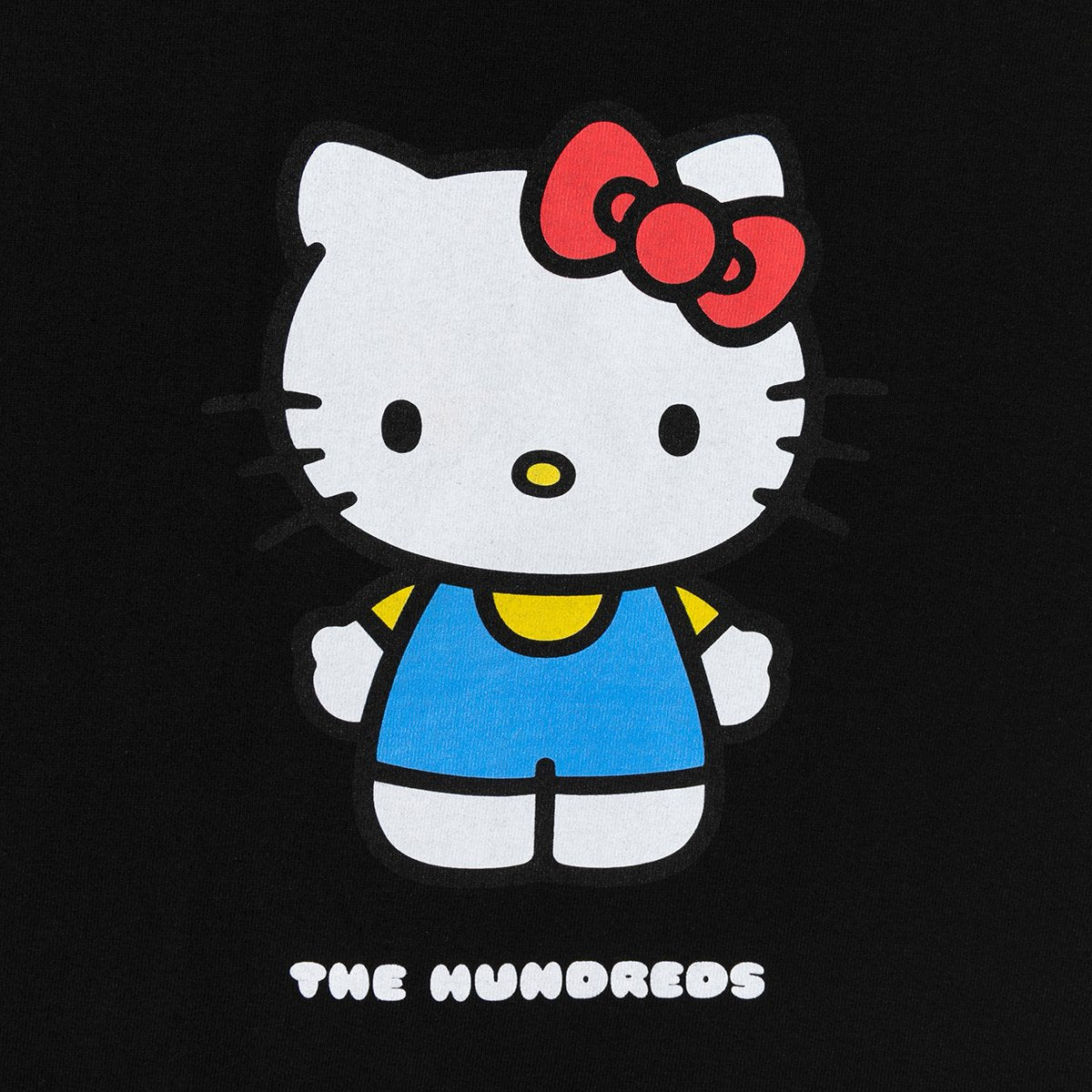 The Hundreds x Sanrio Hello Kitty T-Shirt Black